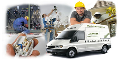Enfield Town electricians